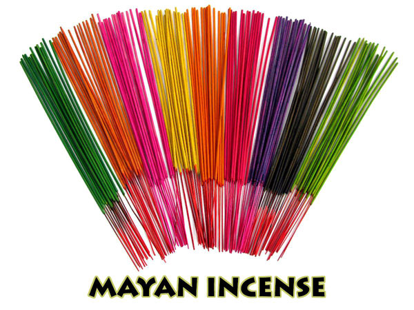 Mayan Incense - FREE Offer